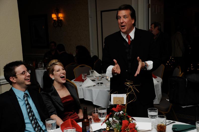 David Harris Comedian Magician