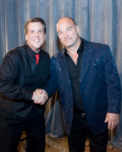 David Harris and Jim Belushi
