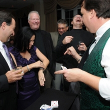 David Harris Comedy Close up magician