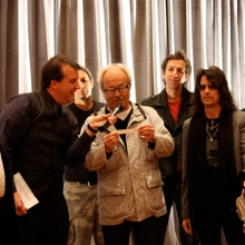 David Harris with Foreigner Band
