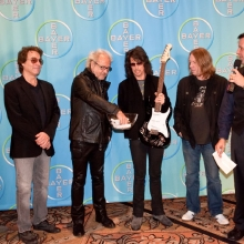 David Harris and Foreigner