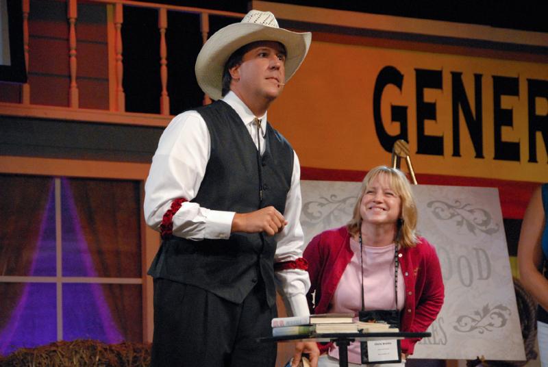 David Harris Comedy Stage Show